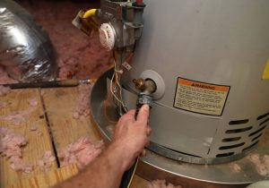 Draining A Hot Water Cylinder